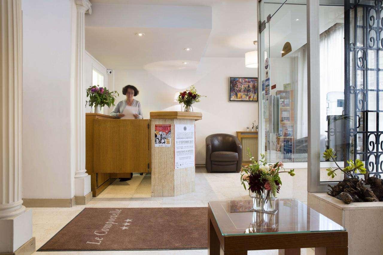 Hotel Le Compostelle - Photos - Accueil